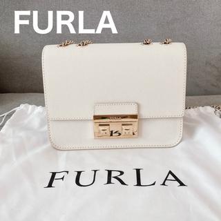 Furla - フルラ FURLA メトロポリス ホワイト