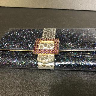 アッシュアンドダイアモンド(ASH&DIAMONDS)の★ASH&DIAMON アッシュ&ダイアモンド長財布(財布)