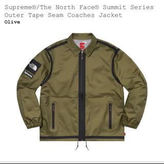 Supreme - SupremeThe North Face seam CoachesJacket