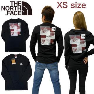 ザノースフェイス(THE NORTH FACE)のノースフェイス ロンT 長袖 ストライプ ミックス NF0A5IDJ3 XS(Tシャツ/カットソー(七分/長袖))
