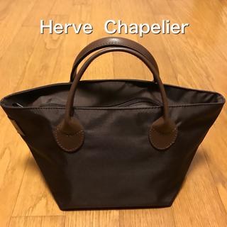 Herve Chapelier - Herve  Chapelier エルベシャプリエ  トートバッグ ◆廃盤レア◆