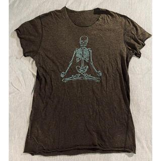 ルシアンペラフィネ(Lucien pellat-finet)のルシアンペラフィネ カットソー yoga(Tシャツ/カットソー(半袖/袖なし))