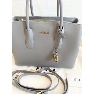 Furla - 【新品】FURLA フルラ 2wayサッチェルハンドバッグ