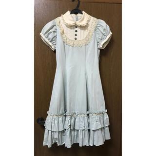 Victorian maiden - メアリーマグダレン ホワイテリーフワンピース  Mary Magdalene