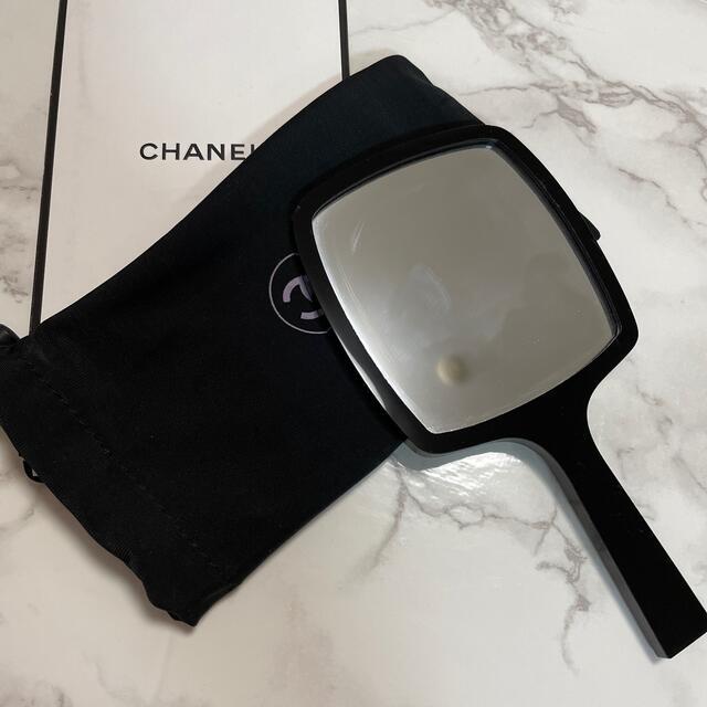 CHANEL(シャネル)のadriana様専用CHANELミラー 手鏡 コスメ/美容のコスメ/美容 その他(その他)の商品写真