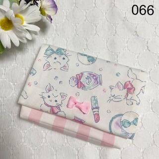移動ポケット ♡ 猫 ねこ コスメ ストライプ  ピンク 白 リボン 女の子(外出用品)