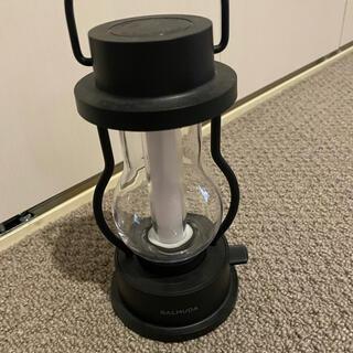 バルミューダ(BALMUDA)のWJ's shop様専用 新品 バルミューダ 充電式ランタン Black(ライト/ランタン)