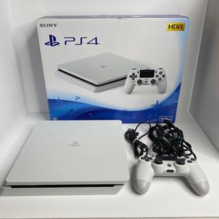 PlayStation4 - SONY PlayStation4 本体 CUH-2100AB02 ホワイト