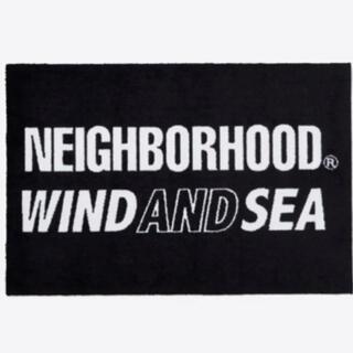 ネイバーフッド(NEIGHBORHOOD)のNEIGHBORHOOD × WIND AND SEA ラグマット rug(ラグ)