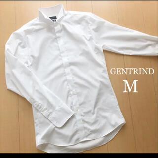 GENTRIND  結婚式 新郎  シャツ