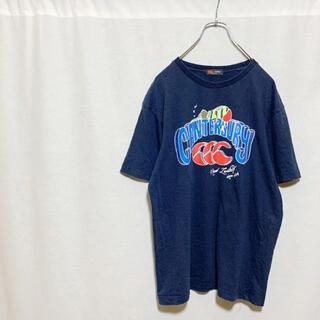 スラッシャー(THRASHER)のCUNTERBURY カンタベリー プリントTシャツ メンズ  M(Tシャツ/カットソー(半袖/袖なし))