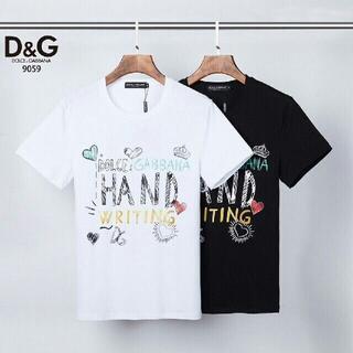 DOLCE&GABBANA - 2枚10000 DOLCE&GABBANA Tシャツ 半袖    #1