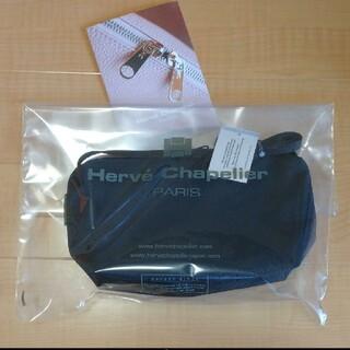 Herve Chapelier - 新作 新品 エルベシャプリエ ノワール ショルダーバッグ 2884N