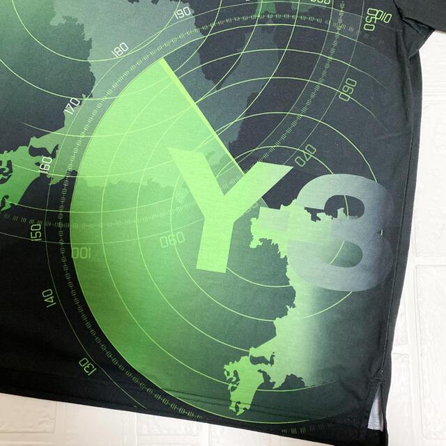 Y-3(ワイスリー)の【美品】アディダス Y-3 ワイスリー YOHJIYAMAMOTO メンズのトップス(Tシャツ/カットソー(半袖/袖なし))の商品写真