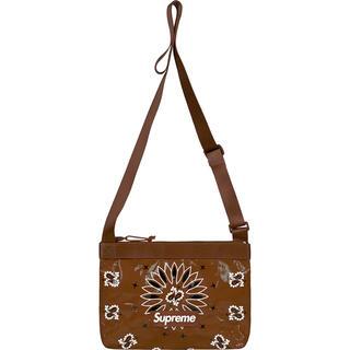 Supreme - Supreme Bandana Tarp Side Bag