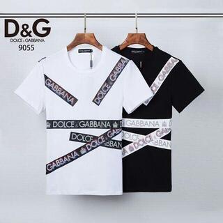 DOLCE&GABBANA - 2枚10000 DOLCE&GABBANA Tシャツ 半袖    #6