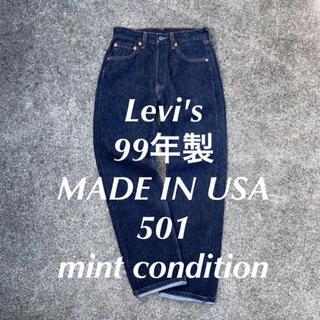Levi's - Levi's 99年製 USA 501 mint condition