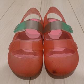 コドモビームス(こども ビームス)のigor イゴール 20〜21cm ピンク(サンダル)