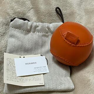 エルメス(Hermes)の超レア エルメス ストレスボール オレンジ  檜町公園店オープン記念品(その他)