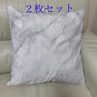 ニトリ - ニトリ デコホーム クッションカバー 2枚セット