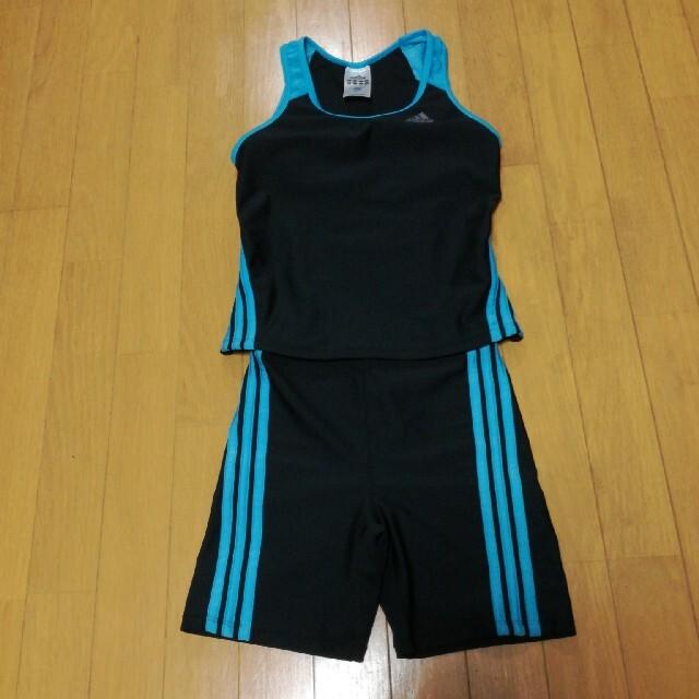adidas(アディダス)のアディダス セパレート水着 レディースの水着/浴衣(水着)の商品写真