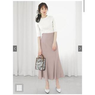 GRL - grl グレイル マーメイドスカート スモーキーピンク Mサイズ タグ付き