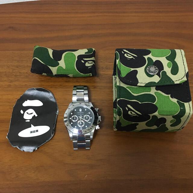 A BATHING APE(アベイシングエイプ)のBAPEX デイトナ モデル 美品 APE  BAPE メンズのトップス(Tシャツ/カットソー(半袖/袖なし))の商品写真