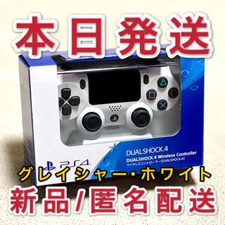 プレイステーション4(PlayStation4)のPS4 ワイヤレスコントローラー 純正 デュアルショック4 プレステ ホワイト (その他)