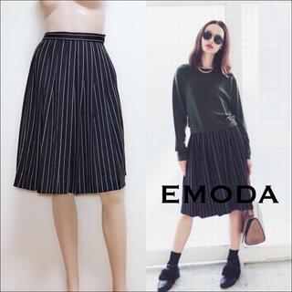 EMODA - EMODA 膝丈 スカート*ムルーア JEANASIS リップサービス SLY