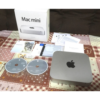 Mac (Apple) - macmini 2010  ★サーバ仕様 ▲ジャンク 部品取り等