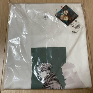 UNIQLO - 新品未開封 ユニクロ 呪術廻戦 UT Tシャツ 五条悟 サイズXXL 2XL