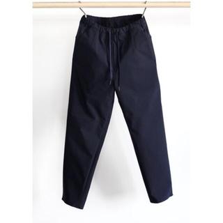 1LDK SELECT - TEATORA Wallet Pants [full flat] Navy