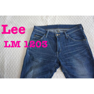 Lee - Lee アンクルテーパードデニム LM1203