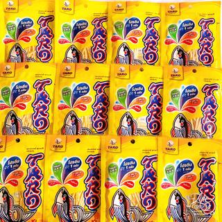 タイ大人気タローTARO Spicy Flavourスパイシー味 12枚(菓子/デザート)