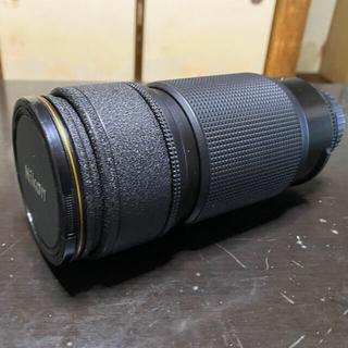 ニコン(Nikon)のNikon AF NIKKOR 80-200mm 2.8 訳あり(レンズ(ズーム))