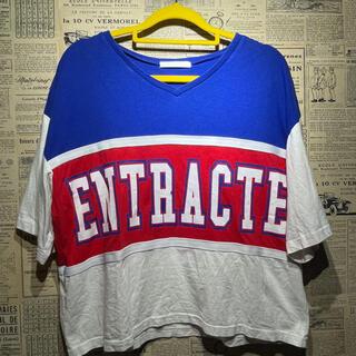 スピンズ(SPINNS)のSPINNS スピンズ 半袖Tシャツ ビッグサイズ M(Tシャツ(半袖/袖なし))