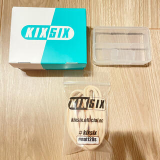 KIXSIX オーバル シューレース ナチュラル 120センチ 靴紐(その他)