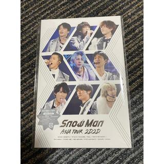Johnny's - 大セール!!SnowMan ASIATOUR 2D2D. (DVD3枚組)