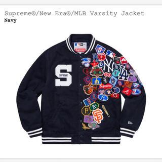 Supreme - Supreme×New Era MLB Varsity スタジアムジャンパー