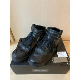 COMME des GARCONS HOMME PLUS - NIKE AIR FORCE 1 MID エアフォース コムデギャルソン