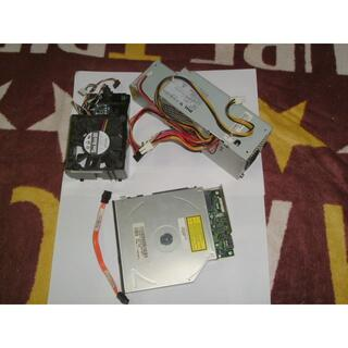 DELL - DELL OptiPlex 745電源ユニット・冷却ファン・DVD(動作未確認)