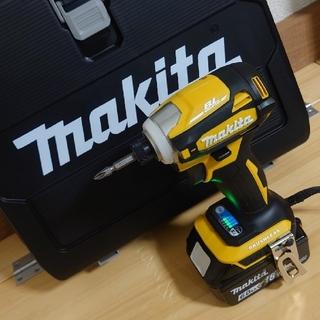 マキタ(Makita)のマキタ 18V 新品 インパクトドライバー TD172DRGX FY(工具/メンテナンス)
