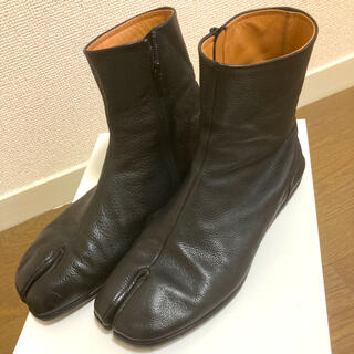 Maison Martin Margiela - メゾンマルジェラ 20SS足袋ブーツ フラット