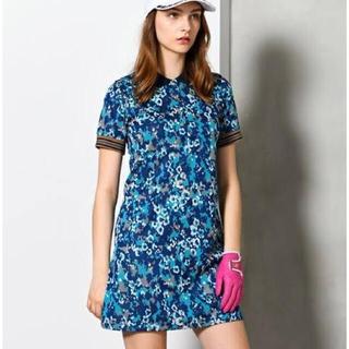 MARK&LONA - マークアンドロナ Florian Polo Dress 38サイズ