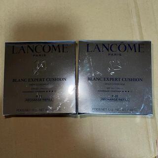 ランコム(LANCOME)の新品未開封LANCOME BLANCE CUSHON P-02(ファンデーション)