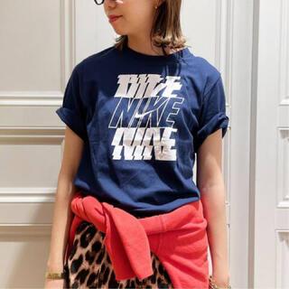 DEUXIEME CLASSE - Deuxieme Classe 【NIKE/ナイキ】 Tシャツ