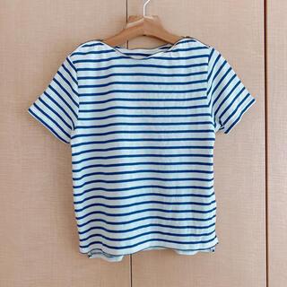 セブンデイズサンデイ(SEVENDAYS=SUNDAY)のボーダーカットソー(Tシャツ/カットソー(半袖/袖なし))
