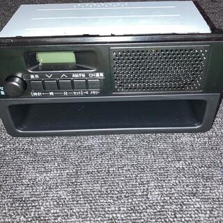 ダイハツ(ダイハツ)のダイハツ 純正ラジオ スピーカー一体型 AM/FMカーオーディオ(カーオーディオ)