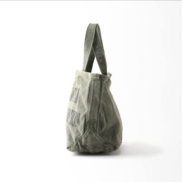 L'Appartement DEUXIEME CLASSE(アパルトモンドゥーズィエムクラス)のL'Appartement♦︎Graphic Tote Bag♦︎カーキ レディースのバッグ(トートバッグ)の商品写真