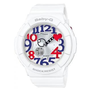 ベビージー(Baby-G)の【BABY-G】マリンカラーデザイン BGA-130TR-7BJF (腕時計)